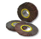 Aluminum oxide unmounted flap wheels LS309X